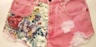 DIY Update Your Shorts Tutorial