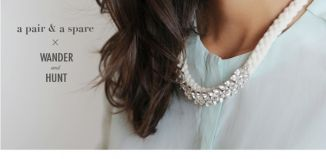 Diy Crystal Rope Necklace Tutorial
