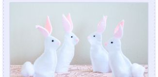DIY Felt Bunny Tutorials