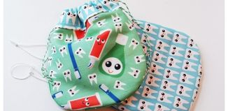 How To Diy Tooth Fairy Pouch Tutorial