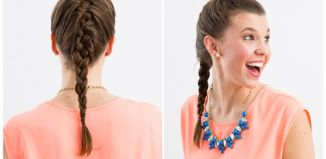 Make French Braid Hairstyle Tutorial