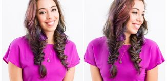 Make Messy Fish Tails Hairstyle Tutorial