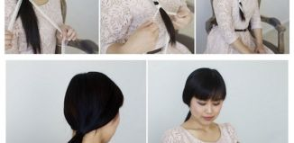 Simple Pretty Make Hairstyle Tutorial