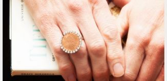 How To Diy Penny Ring Tutorial