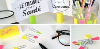 How To Diy Make A Stationery Set Neon