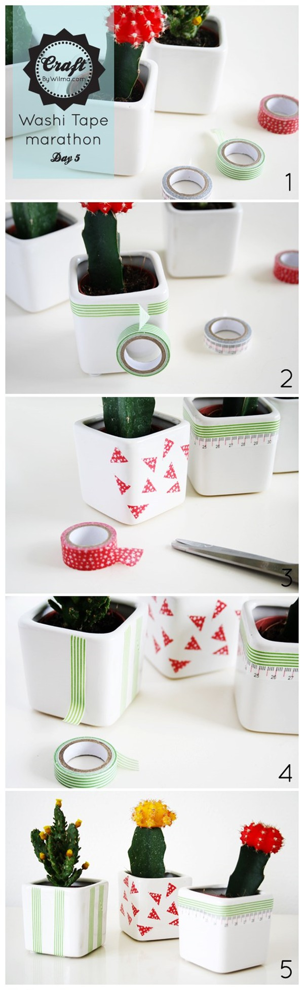Diy Cute Planters Tutorials