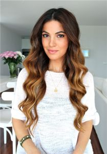 How To Curl Hair Tutorial