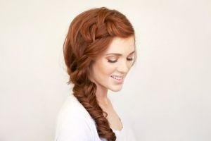 Bohemian Side Braid Tutorial