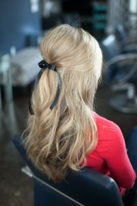 Simple Classic Curls Hairstyle