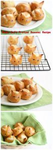Make Soft Pretzel Bunnies Recipe