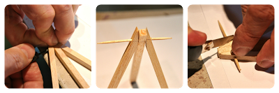 How To Diy MiNi Easel